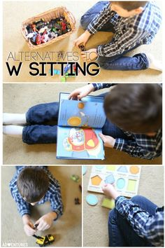 You might be wondering, yeah, but when should I worry about W Sitting? The expert pediatric therapists reveal the truth . Child Development Stages, Child Development Activities, Development Milestones, Counseling Activities, Positive Parenting Solutions, Mindful Parenting, Parenting Hacks, Preschool Behavior, Classroom Behavior