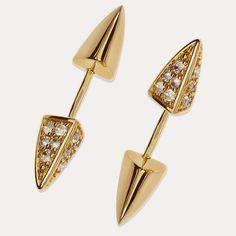 $150 Elizabeth and James Vogel earrings.