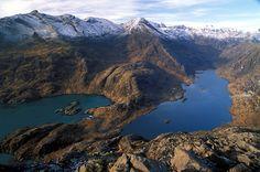 Isle of Skye | ... Mountains of North-West Scotland > Isle of Skye: above Loch Coruisk