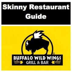 A list of all the surprisingly healthy options at Buffalo Wild Wings! With full nutritional information. Calories, fat, etc.