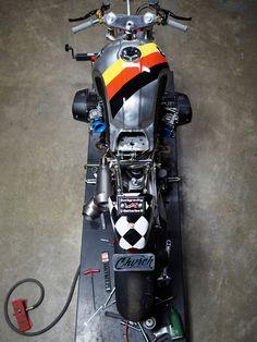 El Corra Motors: CoC BMW R9T in progress