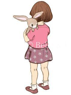 Small Belle hugs.