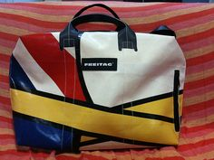 My third Freitag bag could be something like this.