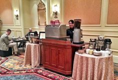The largest selection of elegant barista cafe carts serving hand crafted coffee drinks to the masses
