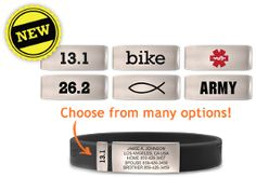 Find The Right Id To Em Your Adventure Bracelets