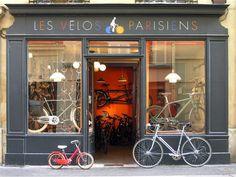 Les Vélos Parisiens |  Paris.