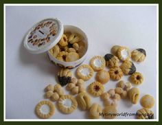 miniatures Cookies for gourmand