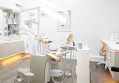 CI for dental clinic Dres. Max in Munich on Behance
