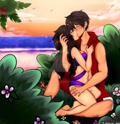 I'm sorry but im a HARDCORE Aarmau shipper, so this is ADOORABLE(Garroth joke)! Also I almost died when Aaron propsed to Aphmau in Starlight! Aphmau Wallpaper, Aphmau My Street, Aphmau Pictures, Zane Chan, Aarmau Fanart, Aphmau Characters, Aphmau Memes, Aphmau And Aaron, Kawaii Chan