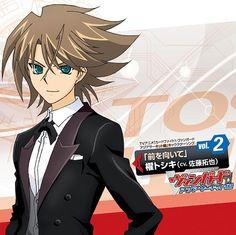 Cardfight!! Vanguard Asia Circuit Hen - Character Song vol.2 Toshiki Kai