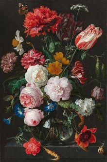 Bloemen schilderijen-Verzameld werk van Dorine Latenstein - Alle Rijksstudio's - Rijksstudio - Rijksmuseum