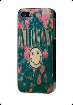Nirvana galaxy s5 Case Rad Tumblr iPhone Case by DashingCloset