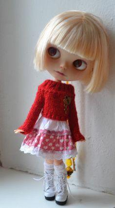 OOAK Custom Blythe Doll Valerie Customized by Nora   eBay