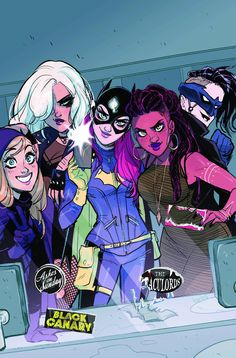 Batgirl (2011) Issue #50