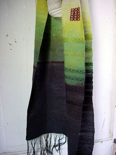 rosepath dip scarf | Flickr - Photo Sharing!