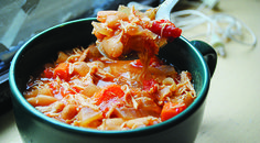 Crock Pot Chicken Chili | 19 Easy Recipes Every College Student Should Know