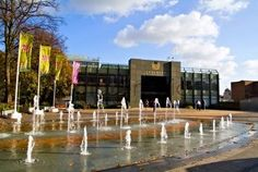 U T fountains! - Coventry University (a delightful place to walk and drink in rich History! Coventry England, Coventry City, Coventry University, Student House, Austin Tx, College Life, Around The Worlds, Drink, Mansions