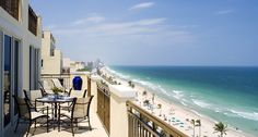 The Atlantic Hotel and Spa Florida- Visit our website for more Fabulousness. www.Fabulously50.com