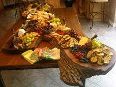Extreme cheese board by The Tipperary Bog