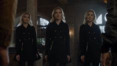 X-Men Stepford Cuckoos: All Powers from the show Ms Marvel, Captain Marvel, Marvel Comics, The Gifted Tv Show, Tv Series 2017, Michael Turner, Alex Ross, Emma Frost, Silver Surfer
