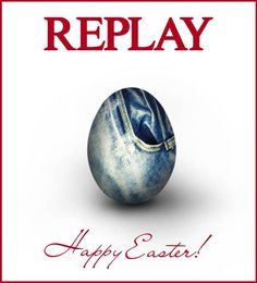 Great Easter  card by Replay