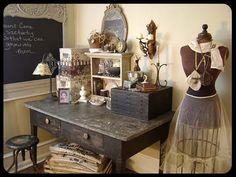 adoro questa craft room