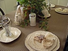 soooo love how country simple this is...  http://picketsplace.blogspot.com