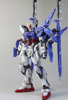 GUNDAM GUY: 1/100 Two-Strike Gundam - Customized Build