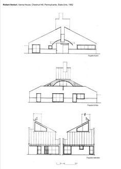 Robert Venturi - elevation