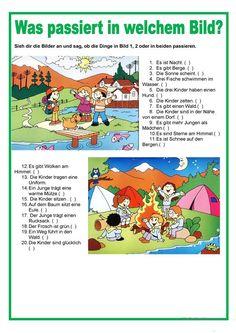 DaF/DaZ: Schulsachen (Schule) | Unterrichtsmaterial für die ...