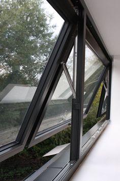 Top Hung Aluminum Windows