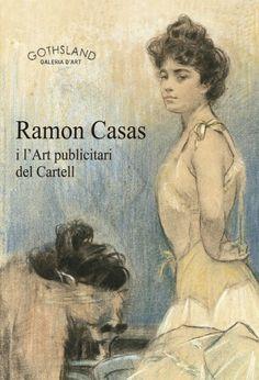 Ramon Casas i lart publicitari del cartell web; Art Nouveau Museum in Barcelona!