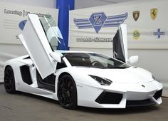 Lamborghini Aventador LP700-4 #sportscar #cars