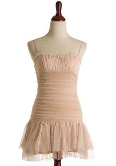 Ballerina Mini Dress