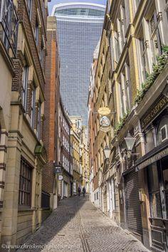 Lovat Lane, City of London
