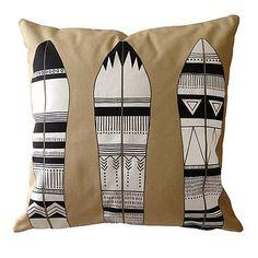 want you #feathers #pillow http://www.notonthehighstreet.com/natashalawlessdesign/product/annakpok-cushion