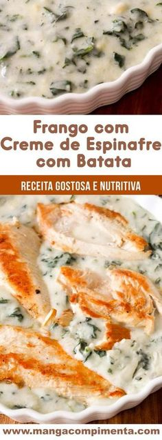 we life is good Chef Recipes, Dinner Recipes, Baked Garlic Parmesan Chicken, Confort Food, Vegan Foods, Tasty Dishes, Carne, Food For Thought, Chicken Recipes