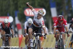 Paris - France  - wielrennen - cycling - radsport - cyclisme -  Andre Greipel (Germany / Team Lotto Soudal)  pictured during stage 21 of the 2016 Tour de France from Chantilly to Paris, 113.00 km - photo Dion Kerckhoffs//Davy Rietbergen/Cor Vos © 2016