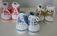 High Top Baby Sneakers by LilCuddles on Etsy