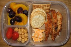 Thought of you Karls......R. Quick, cheap and healthy snacks for college commuters