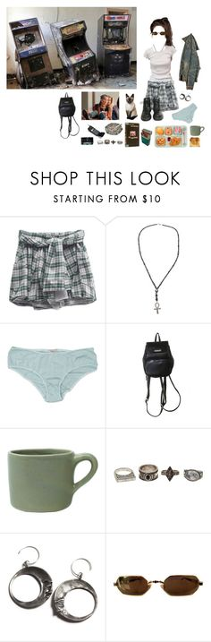 """Do you ever get, like, hypnotized by food?"" by reservoirdogs ❤ liked on Polyvore featuring Rask, Dr. Martens, Ganni, canvas, Charlotte Russe, Toast, vintage, grunge, 90s and softgrunge"