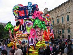 """IMAGENES DE CARNAVALES DEL MUNDO """"Valletta Carnival 2007, Malta"""" - Panoramio - Photo explorer"""