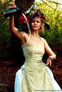 Fiona Ruggeberg, Faun   F A U N   Pinterest   Folk, Pagan