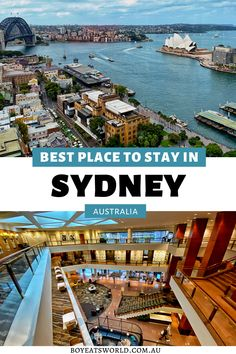 Are you looking for great places to stay in Sydney, Australia? Discover why you should shat at the Four Seasons Hotel in Sydney! From epic views of Sydney to some delicious food, the Four Seasons Hotel is one of the best hotels in Sydney! I where to stay in Australia I Australia travel I Sydney hotels I Sydney accommodation I family hotels in Australia I #Australia #Sydney Family Road Trips, Family Travel, Sydney For Kids, Treehouse Hotel, Sydney Beaches, Australia Travel Guide, Sydney Restaurants, New England Travel, Four Seasons Hotel