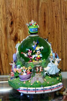 Disney Snowglobe