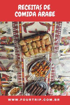 Receitas de comida árabe. #comidaarabe #egito Bread, Posts, Blog, Egypt, Snacks, Gastronomia, Recipes, Arabic Food, Messages