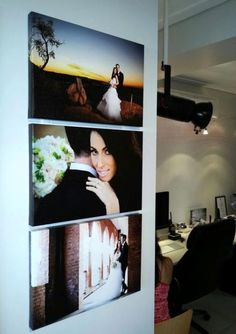 ideas bedroom art above bed canvases wedding photos for 2019 Wedding Picture Walls, Wedding Photos, Blow Up Pictures, Family Pictures, Bedroom Art Above Bed, Wedding Canvas, Wedding Wall, Wedding Bedroom, Hanging Photos