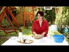 Gasztrobloggerek - Limara Péksége - Fekete Zsuzsa, Vígh Róbert - YouTube Hungarian Recipes, Food Videos, Lime, Limes, Key Lime