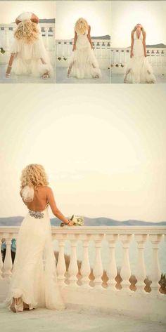 Vera Wang#wedding dress#greece