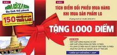 Khuyến mãi Pico tặng quà đặc biệt cho khách khi mua sản phẩm LG